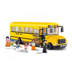 BUS ESCOLAR GRANDE TOWN 382PCS