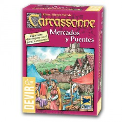 CARCASSONE MERCADOS Y PUENTES EXPANSION