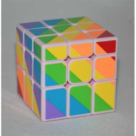 MOYU CUBO 3X3 UNEQUAL