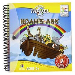 NOAH´S ARK 1JG +5AÑOS LIBRO SMART GAME
