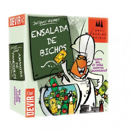 ENSALADA DE BICHOS *