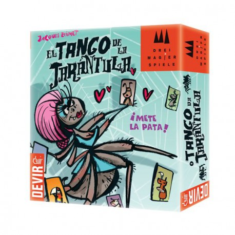 EL TANGO DE LA TARANTULA