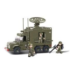 RADAR TRUCK -ARMY-