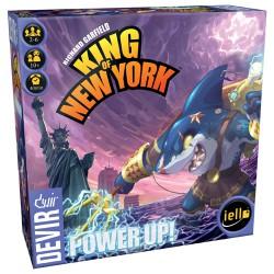 KING OF NY POWER UP!
