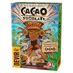 CACAO XOCOLATL EXPANSION DEL JUEGO CACAO