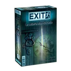 EXIT1 / LA CABAÑA ABANDONADA