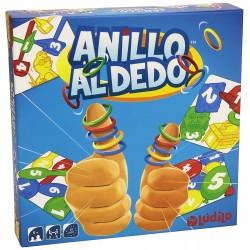 ANILLO AL DEDO +6 2-6JG 10MIN