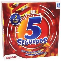 5 SEGUNDOS +8 3-6JG