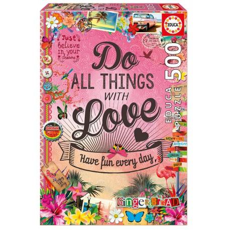 500 DOB ALLTHING LOVE