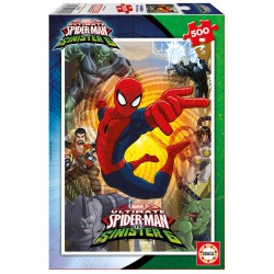 500 ULTIMATE SPIDER MAN VS THE