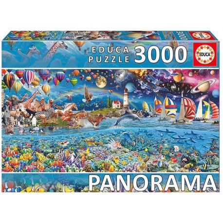 3000 VIDA -FRAGMENTO- PANORAMA