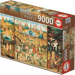 9000 EL JARDIN DE LAS DELICIAS