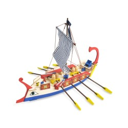 AVE CAESAR ROMAN SHIP