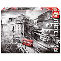 1000 B/N PICCADILLY CIRCUS