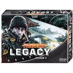 PANDEMIC LEGACY 2 NEGRO