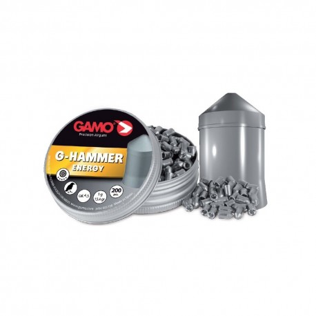 G-HAMMER 4,5MM 200UNID