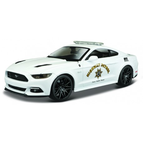 1/24 FORD MUSTANG GT2015 POLICE