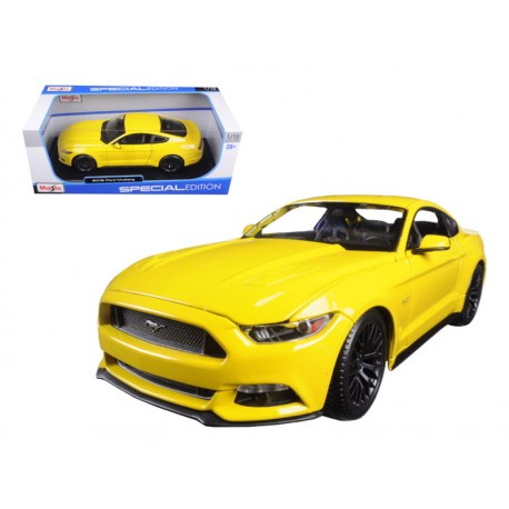 1/18 FORD MUSTANG 2015