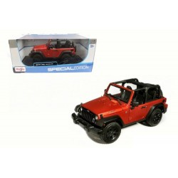 1/18 JEEP WRANGLE 2014