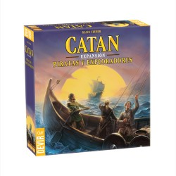 EXPANSION PIRATAS Y EXPLORADORES DE CATAN