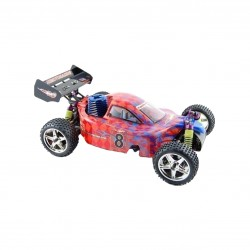 1/10 SYCLONE BUGGY GAS MOTOR18 1VELOCIDAD 4WD 2,4GHZ