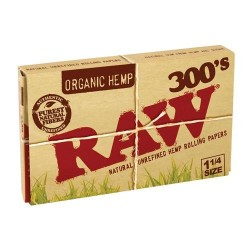 PAPEL RAW 300 BLOC NATURAL