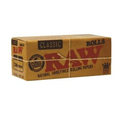 PAPEL RAW ROLLO 3 METROS