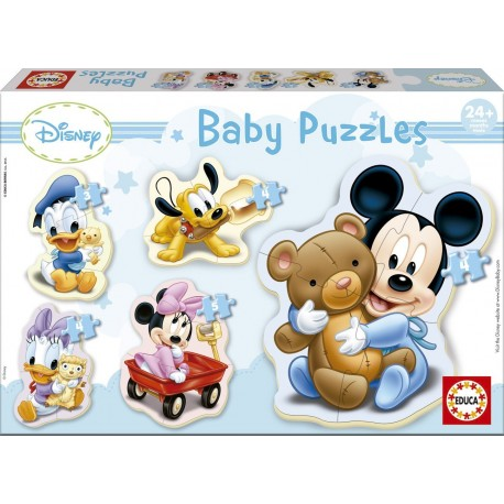 BABY PUZZLES MICKEY *