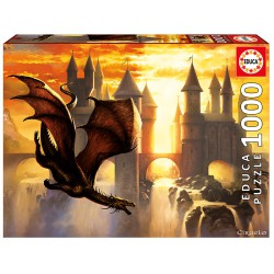 1000 SUNSET DRAGON