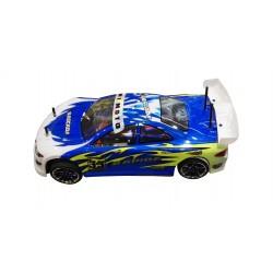 1/10 NASCADA PISTA ELEC. BRUSHLESS 4WD 2,4GHZ BAT+CARG LIPO