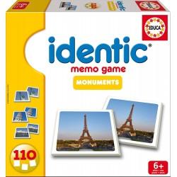 IDENTIC MONUMENTOS (110 CARTAS)