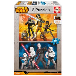 2X48 STAR WARS REBELS