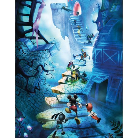 500 EPIC MICKEY