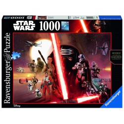 1000 STAR WARS EL DESPERTAR