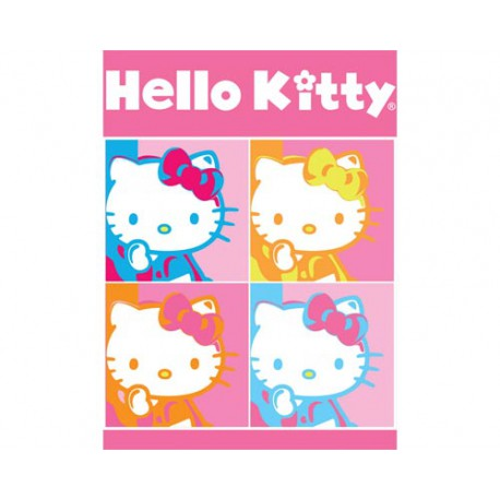 500 HELLO KITTY POP ART