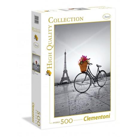 500 PASEO ROMANTICO EN PARIS