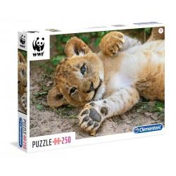 250 WWF SO CUTE LION
