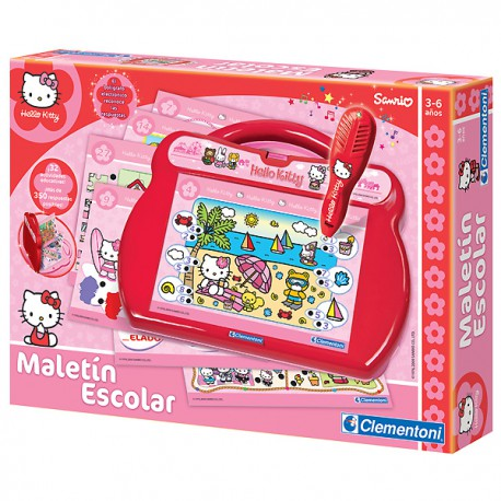 MALETIN ESCOLAR DE HELLO KITTY