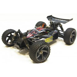 1/18 SPINO BUGGY ELEC. 4WD 2,4GHZ NEGRO