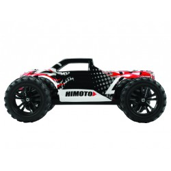 1/10 BOWIE MONSTER ELEC. NEGRO MOTOR 550 4WD 2,4GHZ