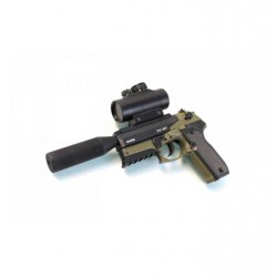 PISTOLA TAC 82X TACTICAL CAL4.5MM