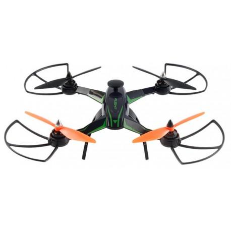 DRONE BRUSHLESS 20MIN VUELO, SOPORTA 500GR 75-100KM/H 2.4GHZ 6AA (SIN CAMARA)