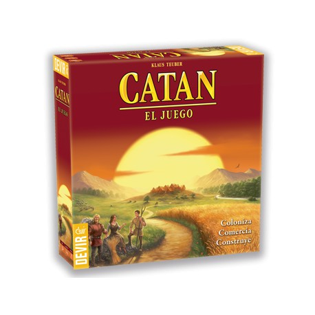 LOS COLONOS DE CATAN *
