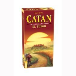 CATAN AMP.5-6 JUGADORES