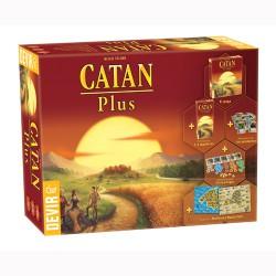 CATAN PLUS 3-6JG +10 75MIN