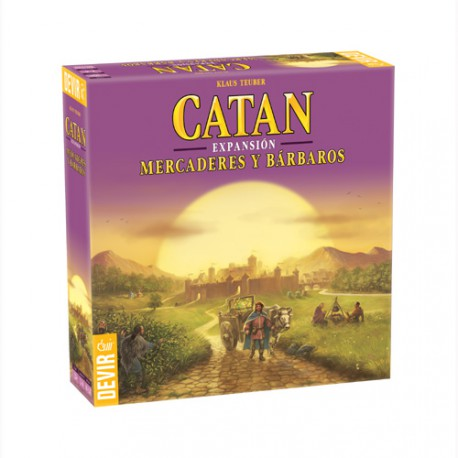 EXP.MERCADERES Y BARBAROS DE CATAN