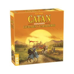 EXPANSION CIUDADES Y CABALLEROS CATAN