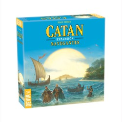 NAVEGANTES DE CATAN EXPANSION