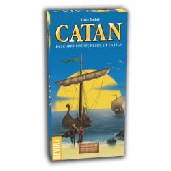 AMPLIACION NAVEGANTES DE CATAN 5-6 JUGADORES