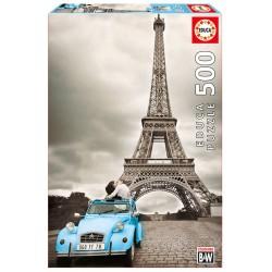 500 TORRE EIFFEL PARIS